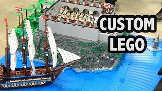 LEGO Pirates of the Caribbean Islands | Brickworld Indy 2018