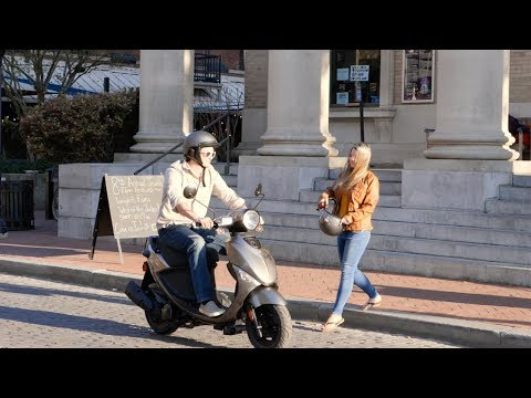 2021 Genuine Scooters Buddy 170i in Gaylord, Michigan - Video 1