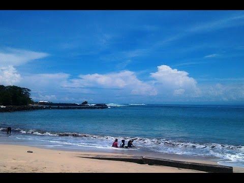 Video Pilihan Objek Wisata Pantai Bandung yang Indah!