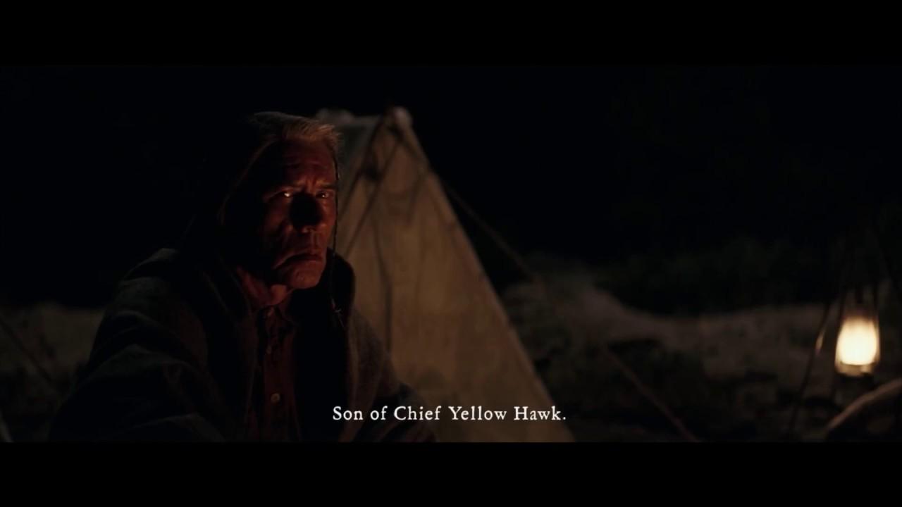 Trailer för Hostiles