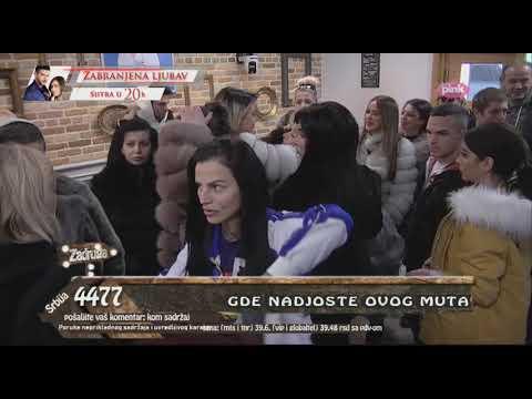 Zadruga 2 - Blondi napustila Belu kuću - 19.11.2018.