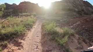 Capitol Peak Trail and Paso Del Rio
