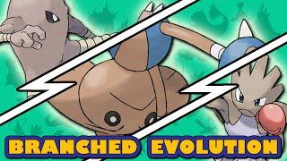 Hitmonlee  - (Pokémon) - Hitmonlee vs Hitmonchan vs Hitmontop | Pokémon Branched Evolution (Ace Trainer Liam)