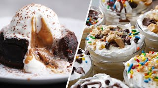 5 Dessert Recipes So Easy You'll Impress Yourself • Tasty