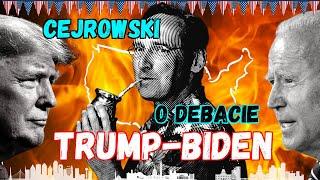 Cejrowski o debacie w USA 2020/9/30 Radio WNET
