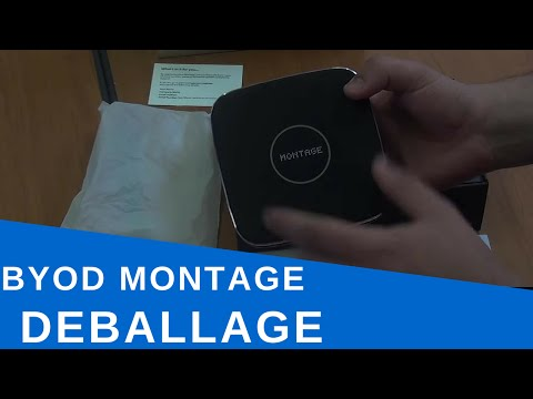 Comparaison des boîtiers BYOD Wepresent, Montage et Clickshare