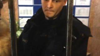 полицейский Ковадло - рецидивист ?