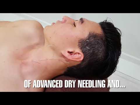 Massage Schools of Queensland | Dry Needling Student Clinic