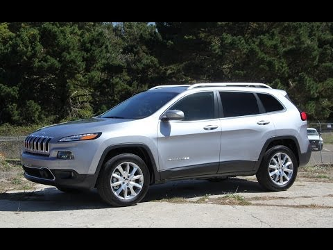 2014 Jeep Cherokee Review and Road Test