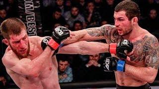 «Большой»Джон Маккарти: «Бойцы АСВ могут наравне драться с топами UFC»
