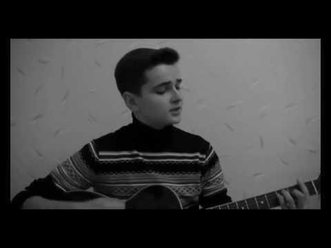 Валентин Стрыкало - Всё решено (acoustic cover)