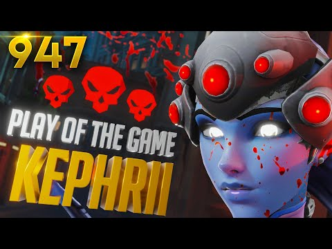 THE *BEST* WIDOW POTG OF 2019!? | Overwatch Daily Moments Ep.947 (Funny and Random Moments)