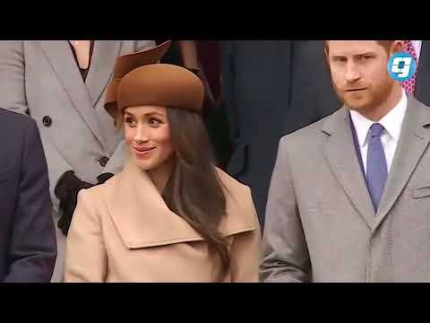 فيديو بوابة الوسط | بدء مراسم زفاف الأمير هاري وميغن ماركل