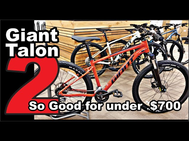 Видео Велосипед Giant Talon 2 Concrete