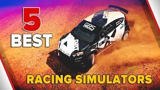 The 5 Best Racing Simulator Games