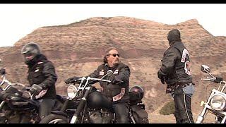 """Hells Angels' Pack """"Rally Onward"""". . .!!!    Leaving 'Guest Riders' Behind..."""