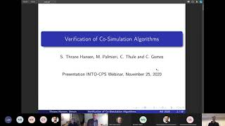 Verification of Co-Simulation Algorithms