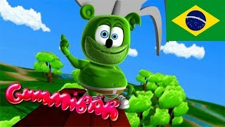 """KikiRiki"" - Brazilian Version - Ursinho Gummy Gummibär (The Gummy Bear)"