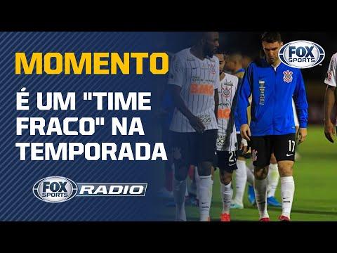 CORINTHIANS É 'ZEBRA' CONTRA O AMÉRICA-MG? Veja debate no FOX Sports Rádio