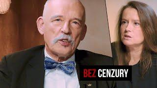 Janusz Korwin-Mikke BEZ CENZURY w domu GENERAŁA Jaruzelskiego