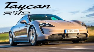 NEW Porsche Taycan RWD Review: Why This Is The One To Buy | Carfection 4K by Carfection