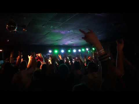 Phinehas-  live@the bottleneck, Lawrence, KS 15DEC2017