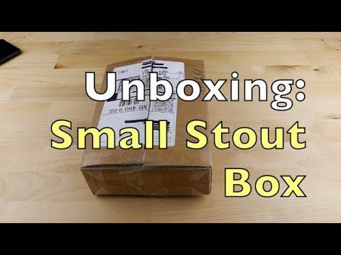 Small Stout Box video