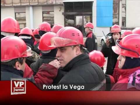 Protest la Vega