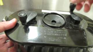 How to develop 16mm film using a Morse G3 tank