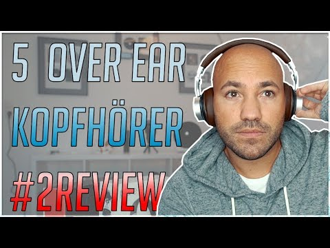 5 Over Ear Bluetooth Kopfhörer im Test #2Review