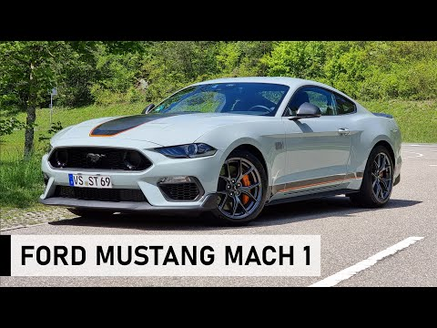 2021 Ford Mustang MACH 1 - Pure Sound 💥