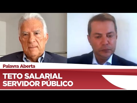 Rubens Bueno explica projeto do teto salarial no serviço público -13/10/20