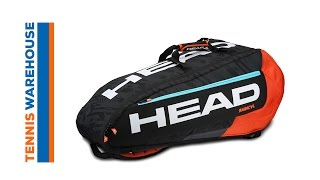Head Radical 9R Supercombi Bag video