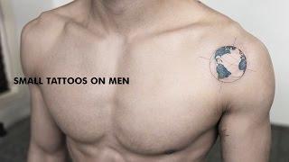 Small Tattoos On Men