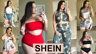 SHEIN Try-On Haul - Is It Worth It Orrrr? |Plus Size Fashion|