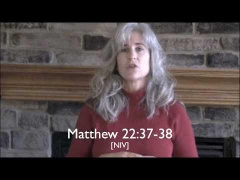 Matthew 22:37-38 | American Sign Language - Joy's way