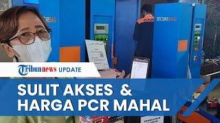 Keluhan Calon Penumpang di Bandara Soetta Sulit Akses Aplikasi PeduliLindungi dan Harga PCR Mahal