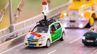 Смотреть онлайн Самая большая модель игрушечного города