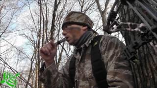 Охота с блочным луком