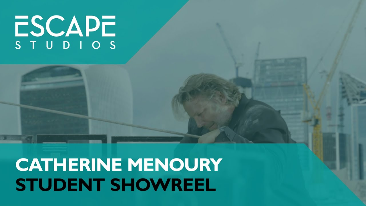 Escapee Showreels: Catherine Menoury