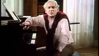 Leonard Bernstein Discusses Beethoven's 1st Symphony
