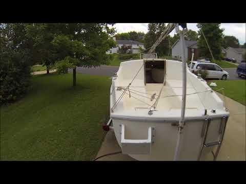 1978 San Juan 21 Sailboat for sale – SOLD