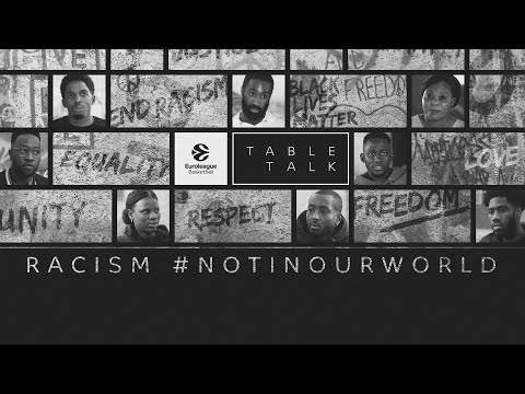 Table Talk: Racism #NotInOurWorld, Charles Jenkins