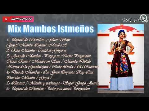 Mix de Mambos - Tropicales del istmo