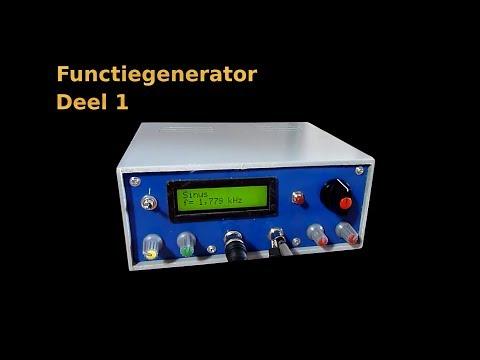Functie Generator Deel 1