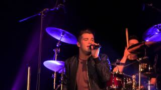 Joe McElderry - Smile  - Lyric Theatre -Carmarthen - 20/06/2014