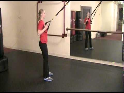 TRX Suspension Training: Power Pull