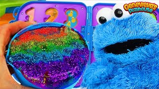 Cookie Monster Missing Numbers Educational Video for Toddlers!