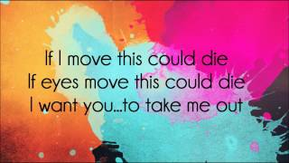 Franz Ferdinand - Take Me Out (Lyrics)