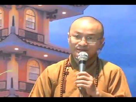 Hành Pháp Dược Sư (04/11/2006) Thích Nhật Từ